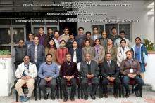"""Training Programme on """"Hands-on Advanced Instruments of Water Quality Testing"""", 16-20 Jan. 2017, NIH, Roorkee"""