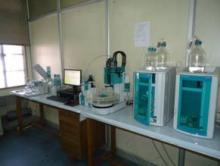 Ion Chromatograph with Auto Titrator and Voltametry